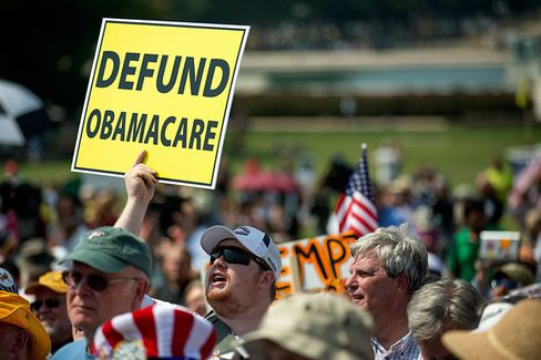 Obamacare's Support From Democrats Slips in New Poll