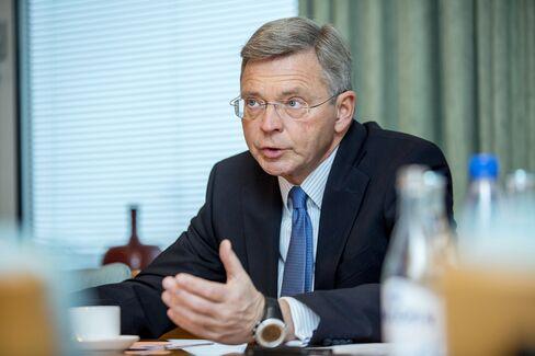Nordea CEO Christian Clausen
