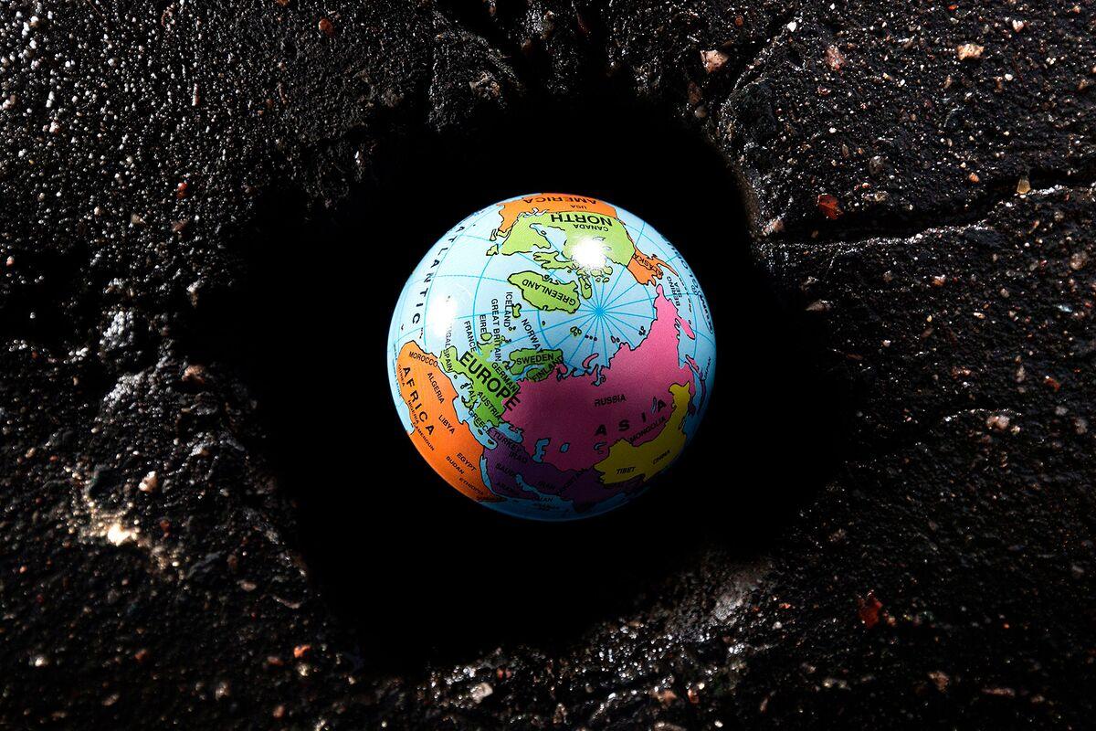 The Black Hole Engulfing the World's Bond Markets