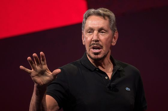 Larry Ellison Confronts the Pandemic on Hawaiian Island He Controls