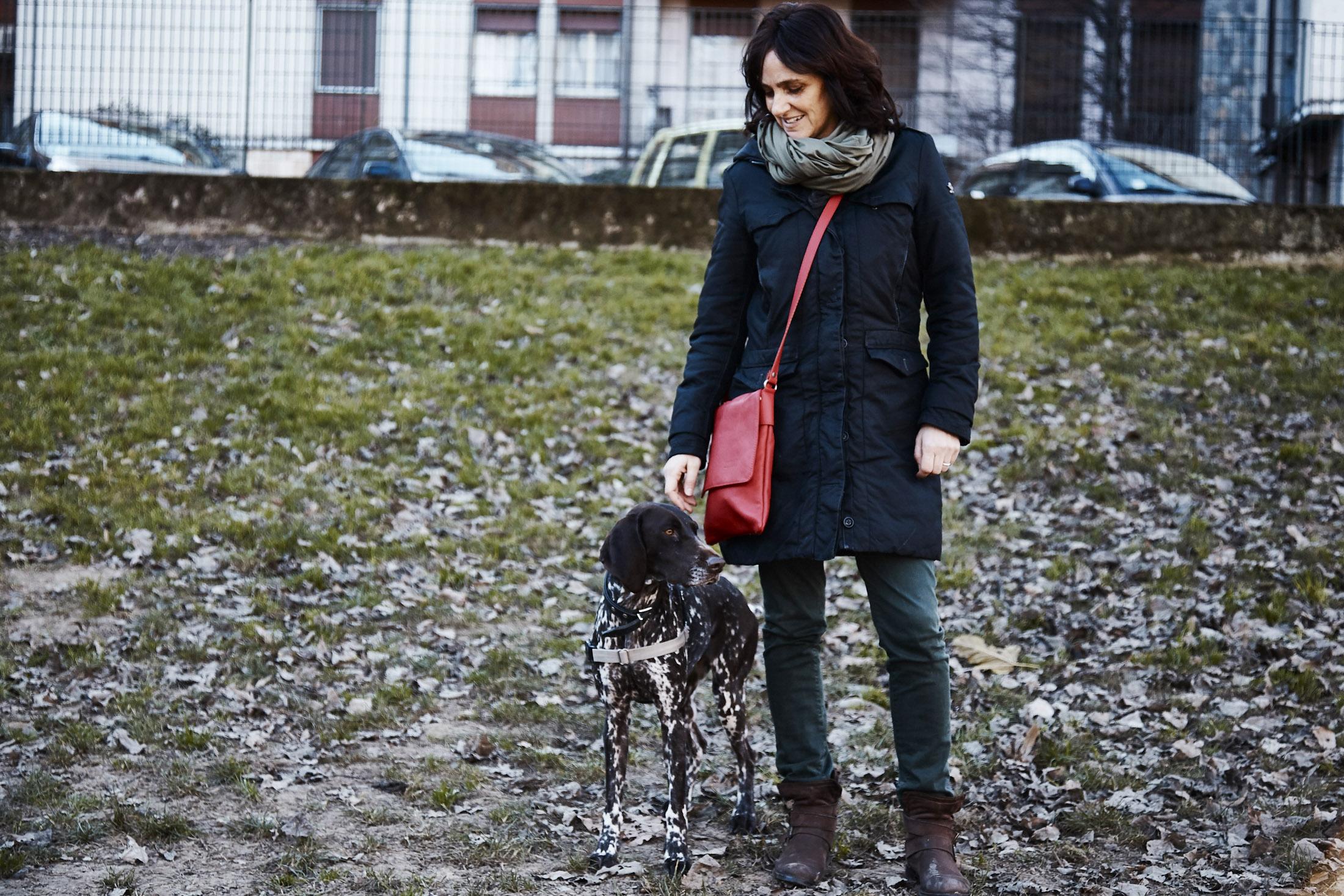 Simona + Penelope, the German Braco