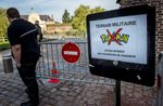 A military area in Lille, northern France, prohibits Pokemon hunting.