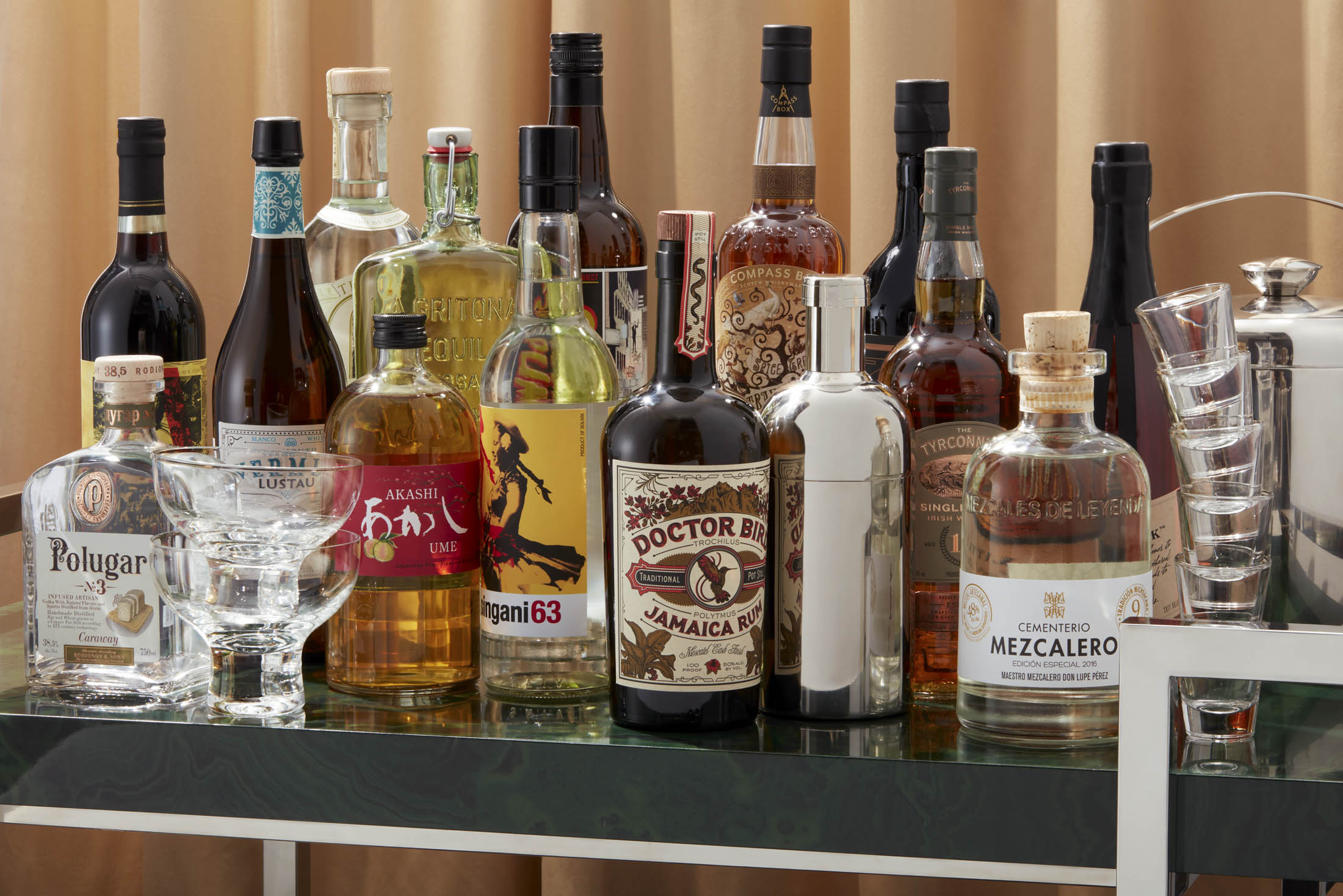 These Are Some of Our Favorite Spirits From 2017