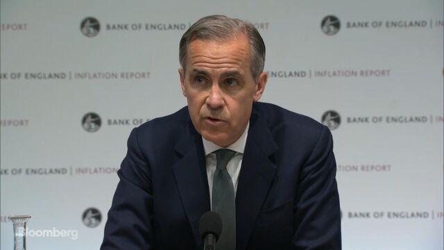 Brexit Stockpiling Forecast to Lift U.K. Economic Growth