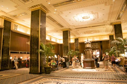Have You Stolen Something From the Waldorf-Astoria?
