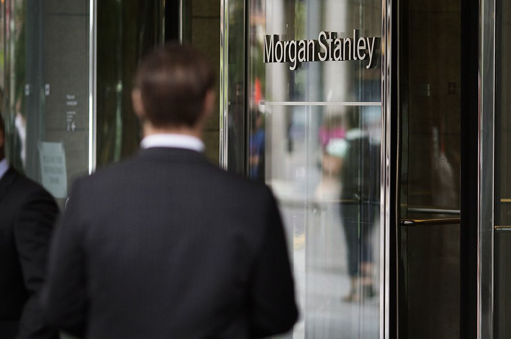 Morgan Stanley Takes $70 Million Charge for Tax-Reporting