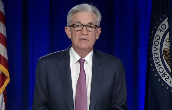 Powell Sees Progress on Taper Conditions Though a Ways to Go