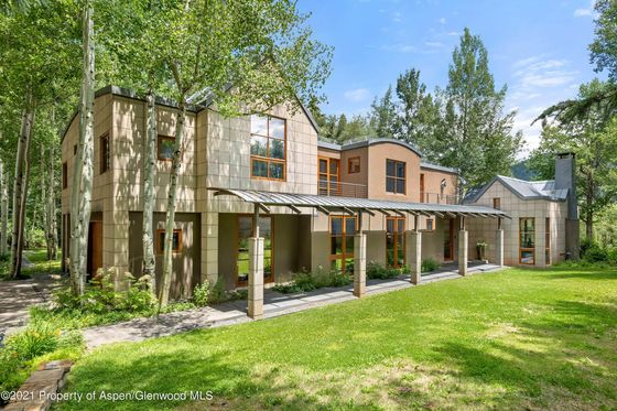 Cities Might Be Back, But Aspen Real Estate Is Still Booming