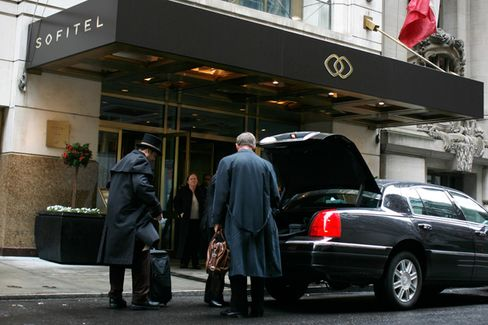 Sofitel's Luxury Makeover Returns a Profit
