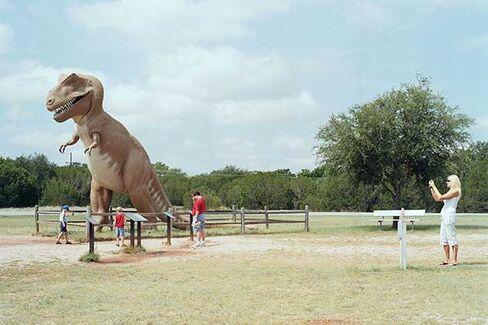 Dinosaur Valley State Park in Glen Rose, Tex.