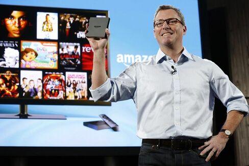 Amazon's Sales Satisfy the Street