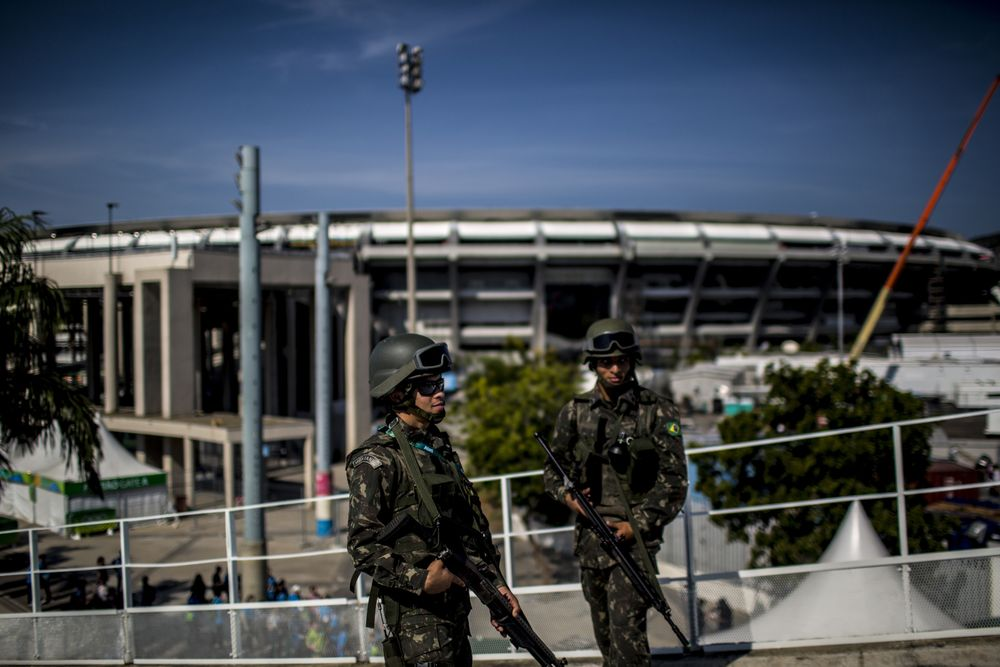 Rio Olympics Can't Pay Debts, Offers Used Air-Con Units Instead