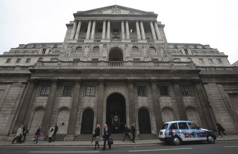 BOE Voted 8-1 on U.K. Stimulus in 'Finely Balanced' Decision