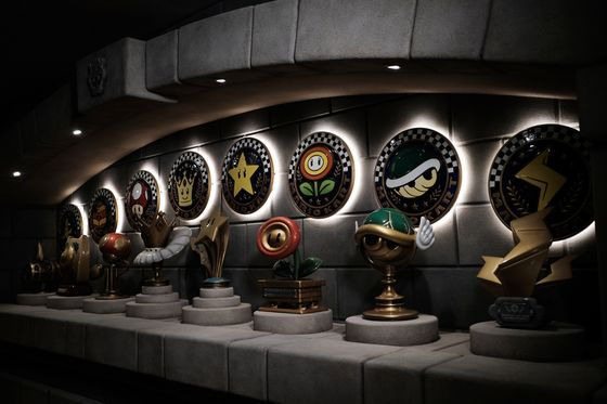 Universal Studios to Open $580 Million Nintendo Park in February