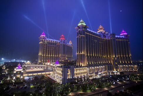 Casinos Decline on Visa, Credit Limit Concerns
