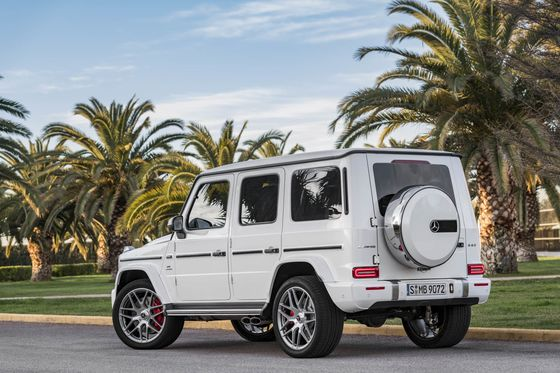 Want to Buy the New Mercedes G-Wagen? Here's What You Need to Know