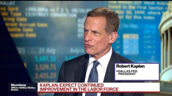 Kaplan Says Fed Will Avoid 2013 Taper Tantrum This Time Around