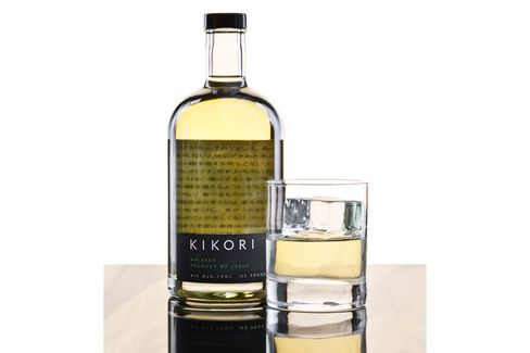 This silky, rice-based Kikori Whisky may appeal most to wine drinkers.