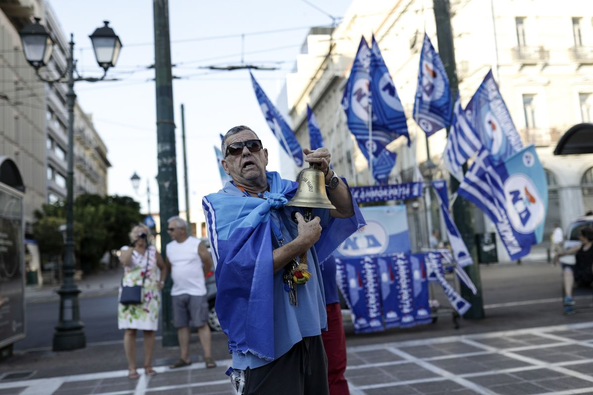 Now Even Greece Is Getting Paid to Borrow Money