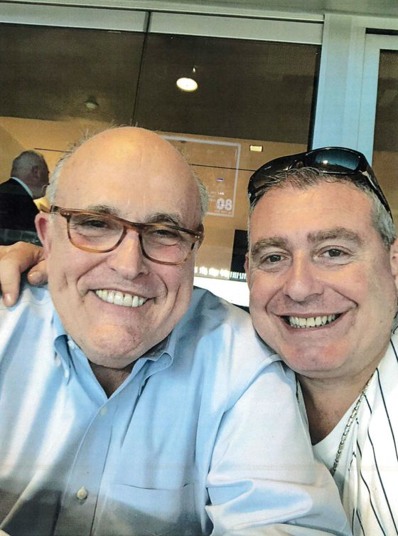 Rudy GiulianiSidekick Lev Parnas Traces Part of Money Trail to Ukraine