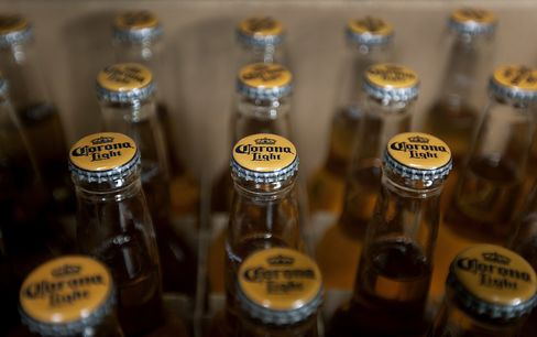 AB InBev Challenge by U.S. Adds to Record Flurry of Suits