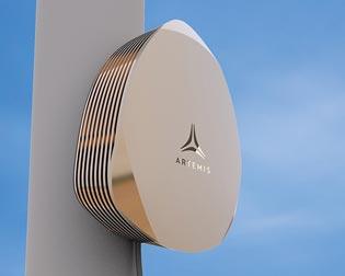 The Artemis pWave transmitter