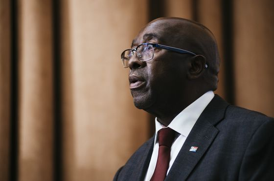 Ramaphosa Decision `Imminent' on South Africa Finance Chief Nene