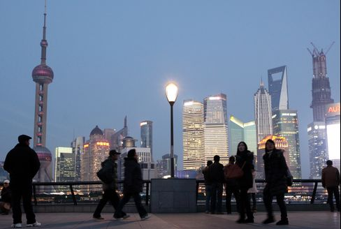 China February Exports Rise More Than Estimated 21.8%