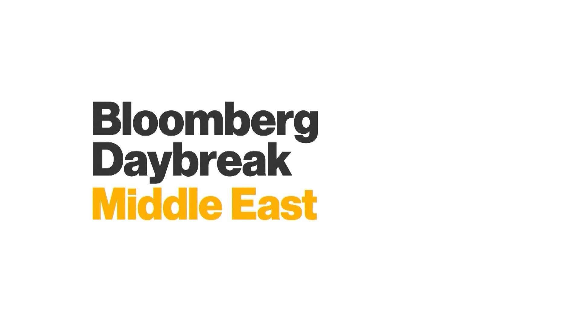 Bloomberg Daybreak: Middle East Full Show (05/20/2019)