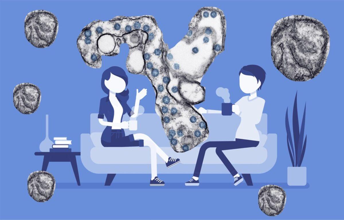 The New Rules Of Roommates In Coronavirus Lockdown Bloomberg