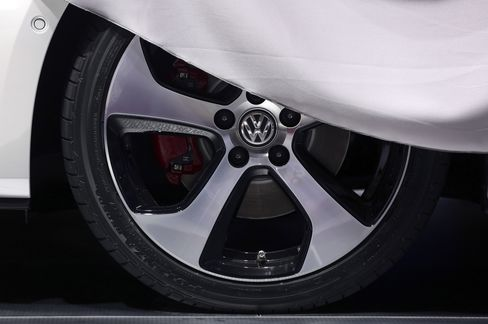 Volkswagen's Start to Year Is Worse Than in 2012, Poetsch Says