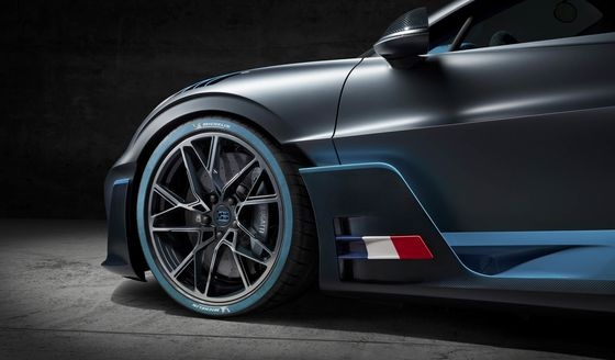 For $5.8 Million, Bugatti's New Supercar Will Turn Corners Faster Than Ever