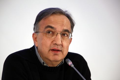 Fiat & Chrysler CEO Sergio Marchionne