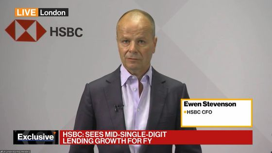 HSBC Steps Up Dividend Plans, Eyes Buybacks as Outlook Brightens
