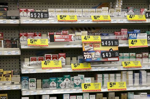 Forget Cigarettes. A Less-Common Cold Season Pinches CVS