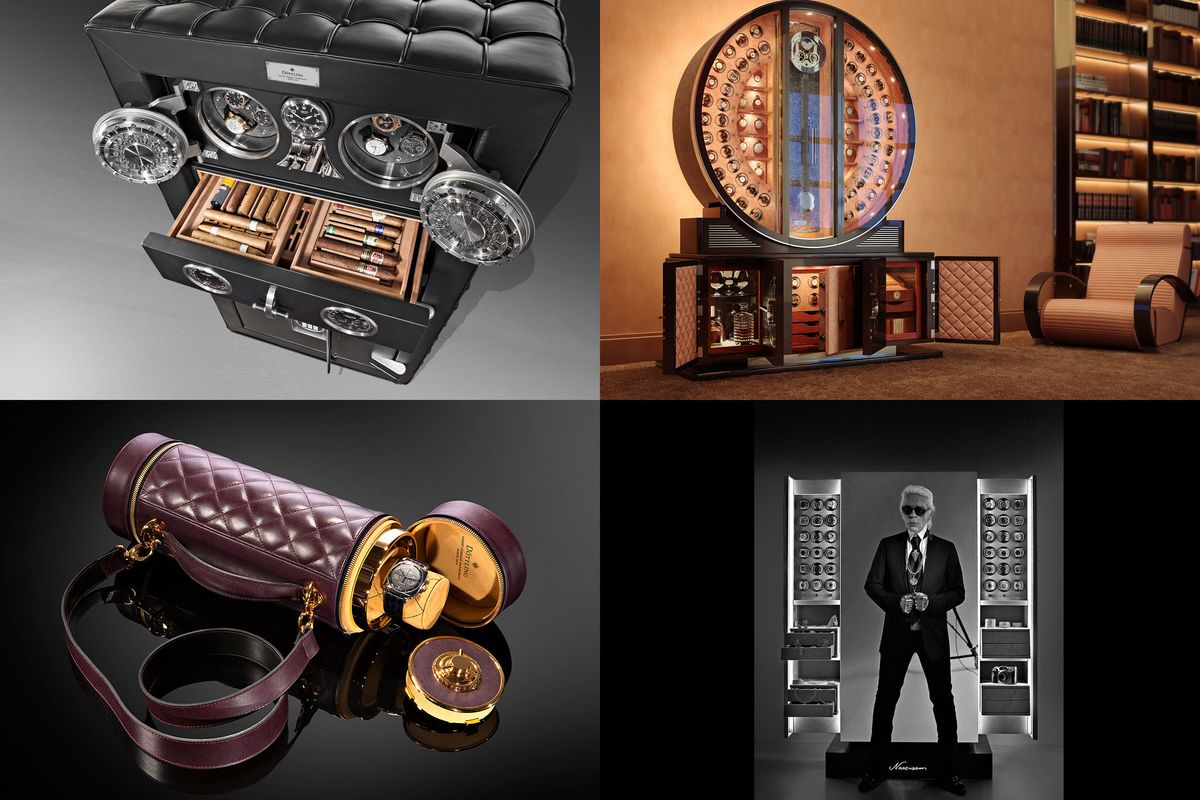 Best Watch Safes From Germany's Doettling - Bloomberg