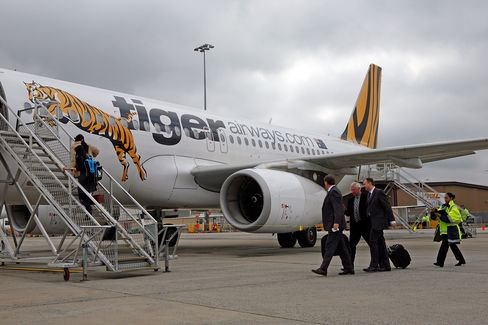 Virgin-Tiger Air Deal Poses Antitrust Risks, Regulator Says