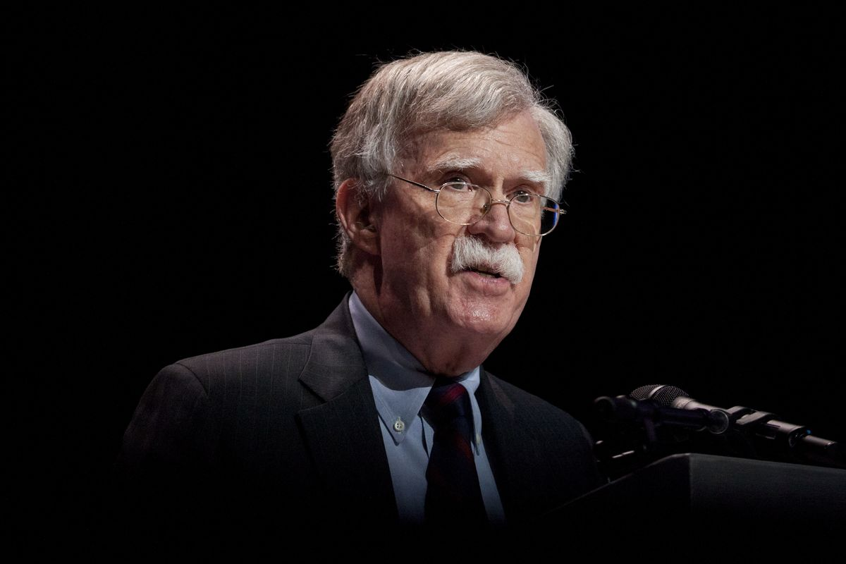 Israel Fears Abrupt Trump Reversal on Iran After Bolton Fired