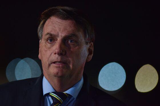 Brazilian Markets Tumble as Bolsonaro Revives Social Program
