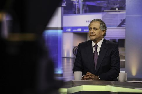 CBS Corp. Chief Executive Officer Les Moonves Interview
