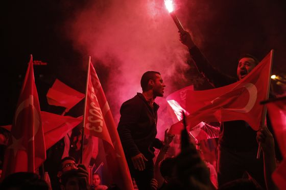 Erdogan Triumph Takes Turkey Into the Era of One-Man Rule