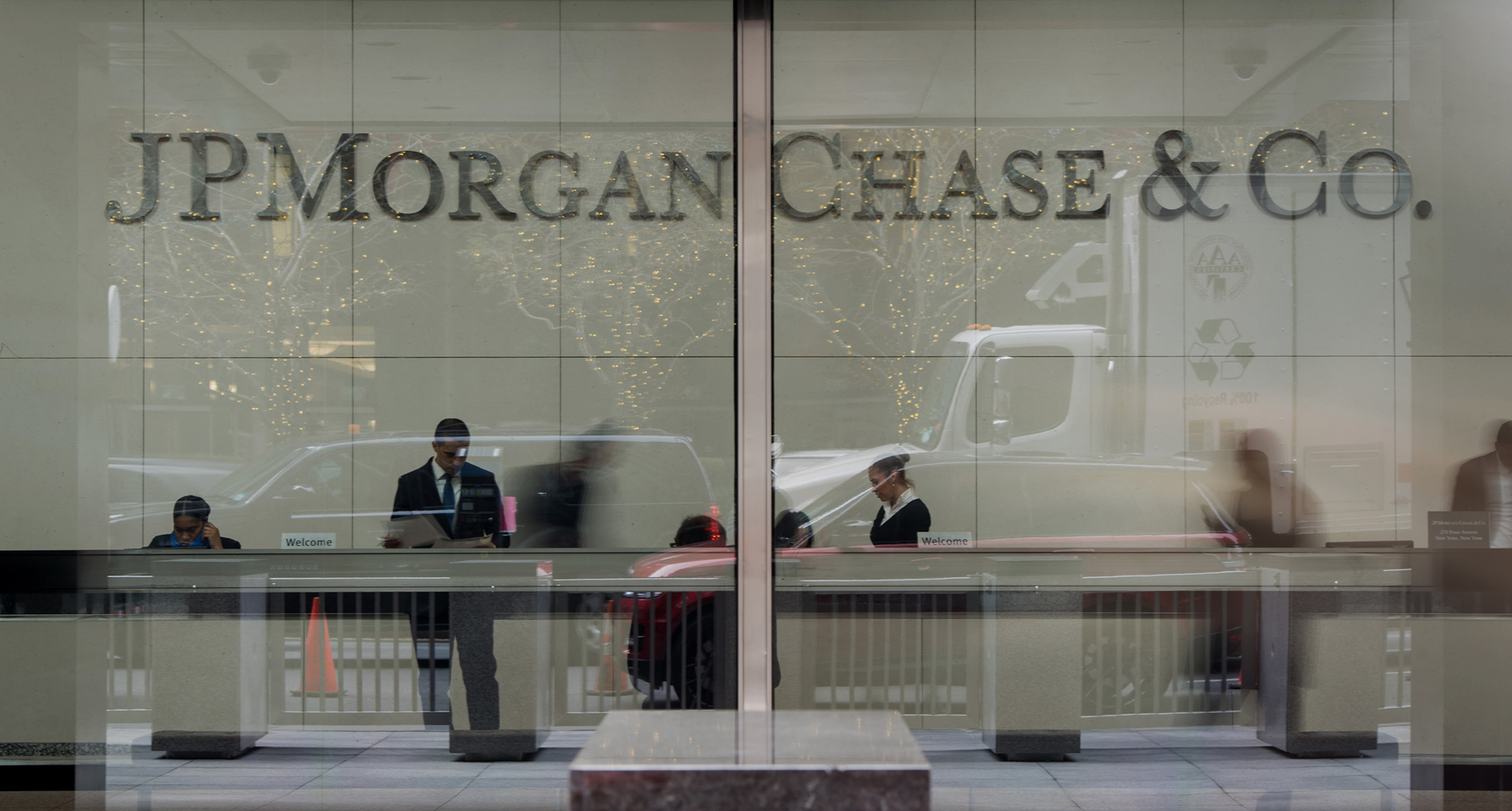 At Jpmorgan Your Performance Review Is Now And Now And Now