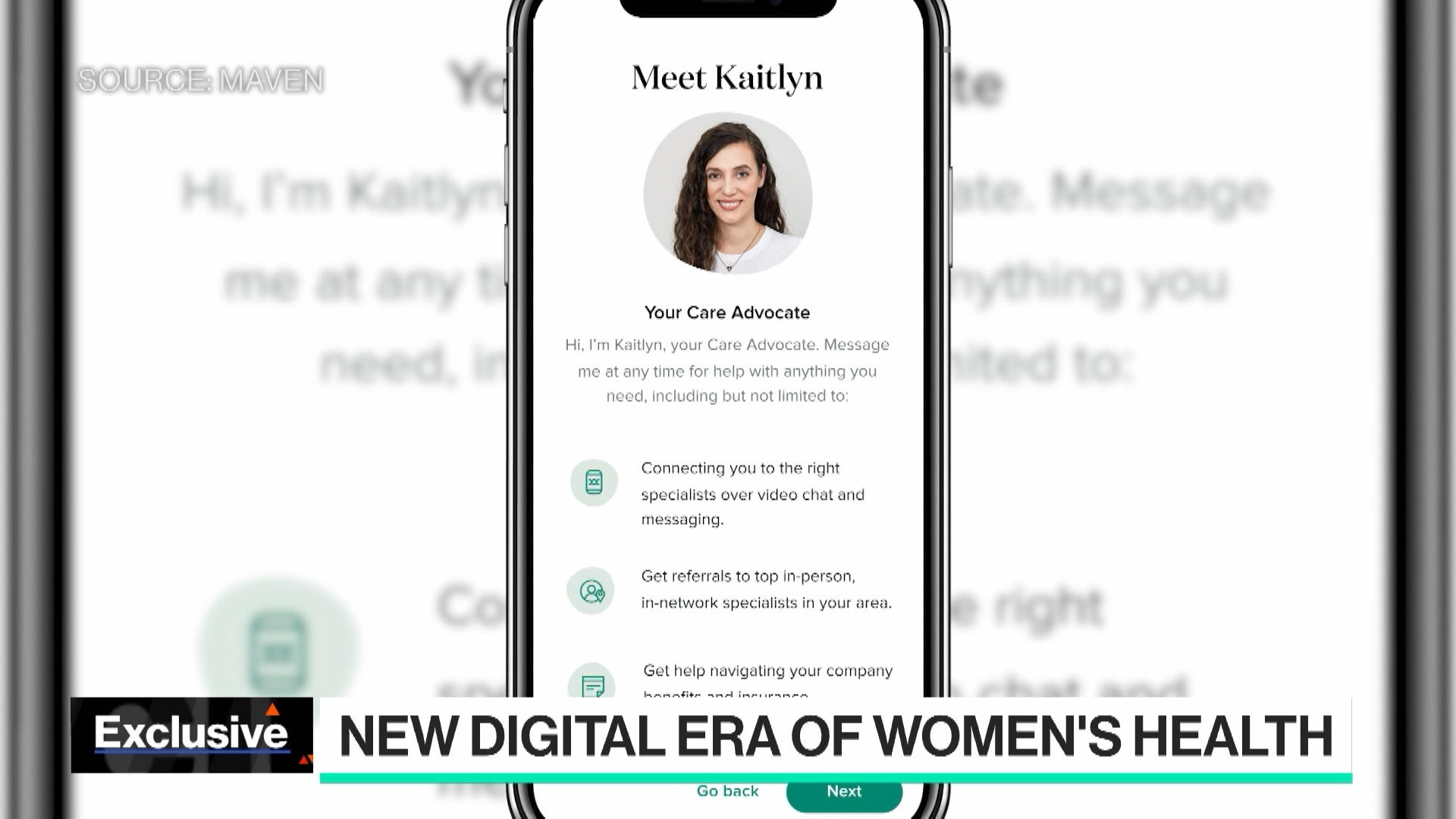Maven Clinic CEO on Investing in Women and Families