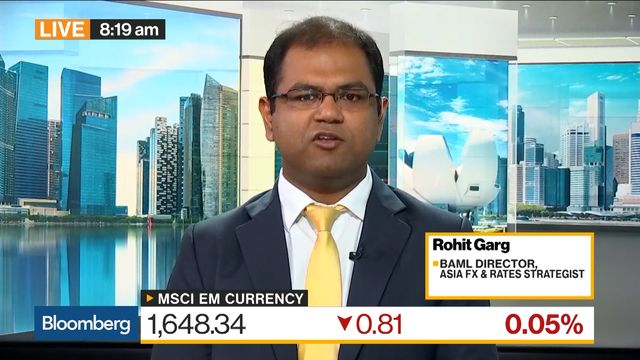 India's Rupee Just Went From Asia's Worst to Best Currency