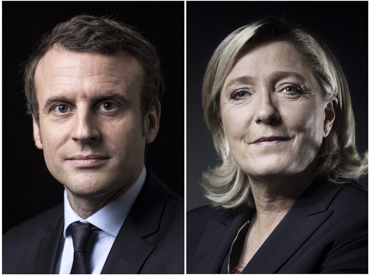 French Establishment in Disarray as Le Pen, Macron Go to Runoff