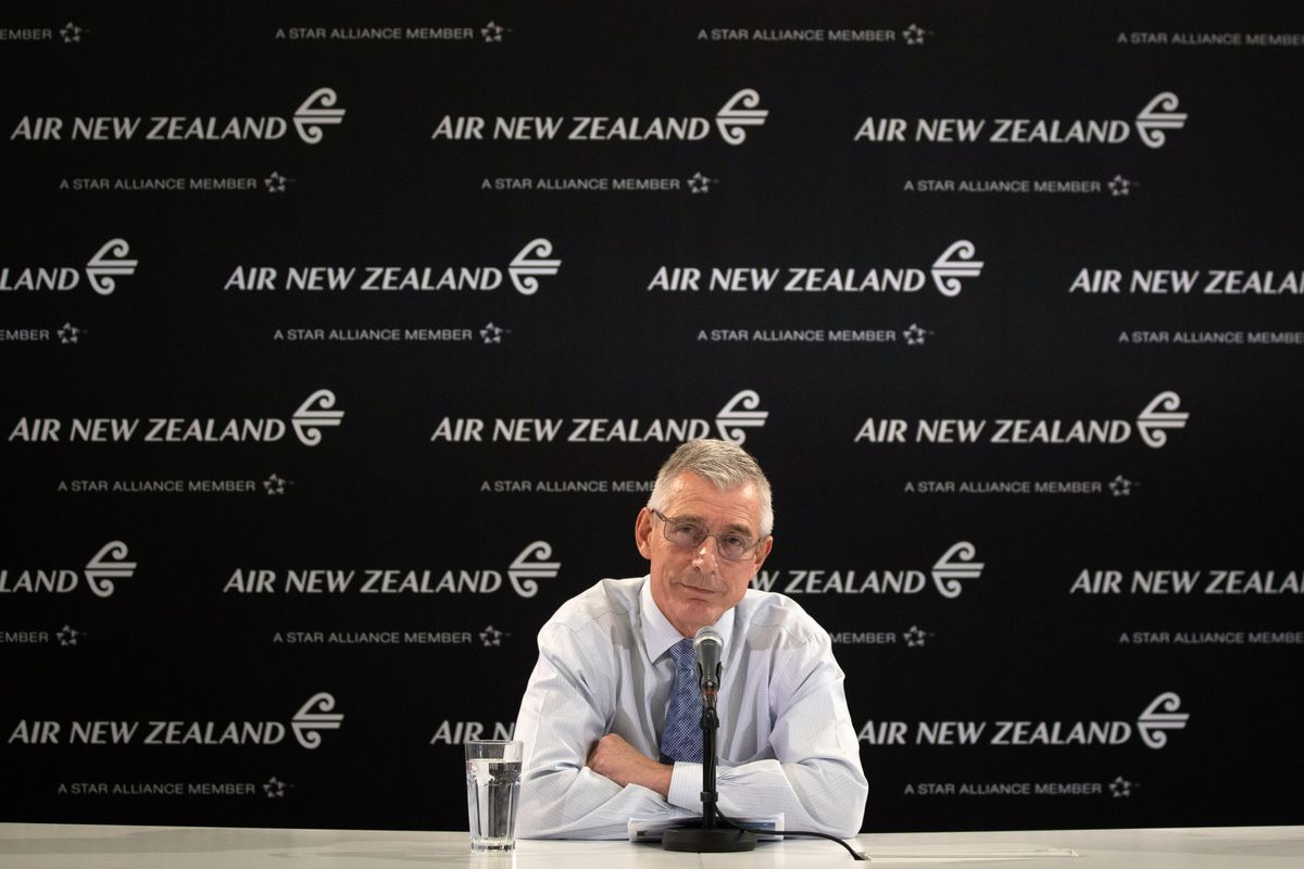 No 'Trans-Tasman Bubble' in 2020, Air NZ CEO Tells Newspaper