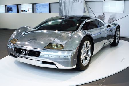 At the 1991 auto show in Tokyo, the styling and design philosophy of the Audi Avus effectively launched the retro movement.