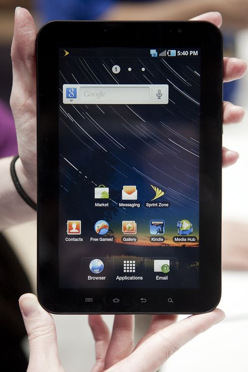 Android Tablets Gain on IPad in Fourth Quarter, Researcher