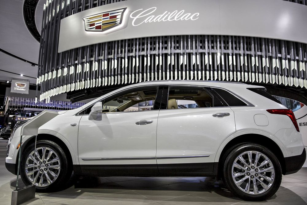 After Two Years Effort Is Cadillac Cool Again Bloomberg