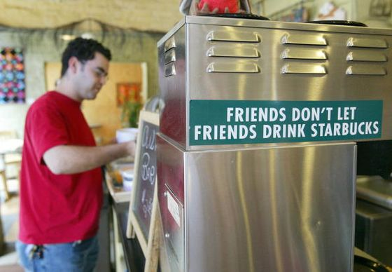Starbucks Is 50 And Emboldening Its Rivals More Than Ever